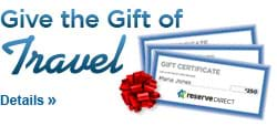 St. Augustine Gift Certificates